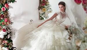 Коллекции свадебных платьев 2012 года в Пятигорске уже в наличии